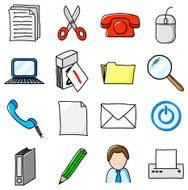 Office Icons N98