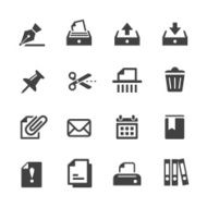 Paperwork Icons - Acme Series