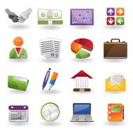 Business and Office icons N37