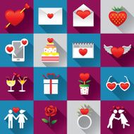 Icons Set Love N2