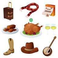 Thanksgiving icons N2