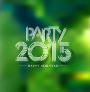 New Year Party Poster Design N23