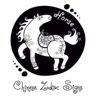 Horse Chinese Zodiac Sign N3