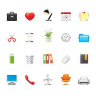 Hico icons — Office