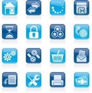 Web Site and Internet icons N3