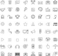 Internet and Web icons N4