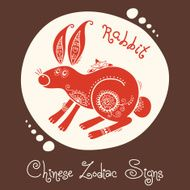 Rabbit Chinese Zodiac Sign N3