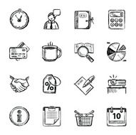 Business Icons N104