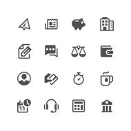 Business Icons N108