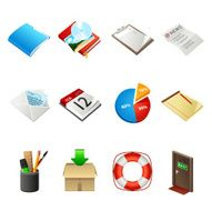 Website CMS Icons