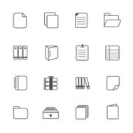 Document Icons N2
