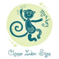 Monkey Chinese Zodiac Sign N2