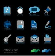 Office Icons N178