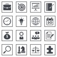 Business and Management Symbols
