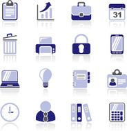 Business and Office icons N81
