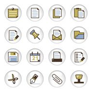 """Letro"" Icon Series - Office"