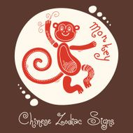 Monkey Chinese Zodiac Sign N3