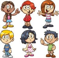 Cartoon Kids N5