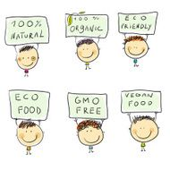 Organic Food Labels N2