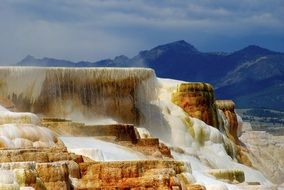 sources in Yellowstone National Park