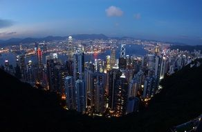 Picture of the hong kong