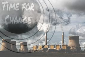 time for change environmental pollution