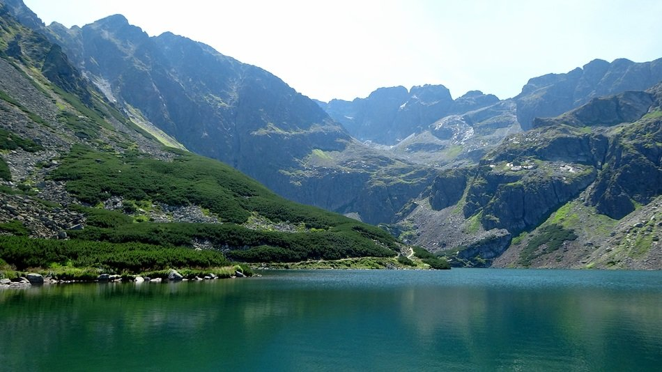tatry poland water mountains
