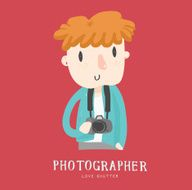 photographer boy