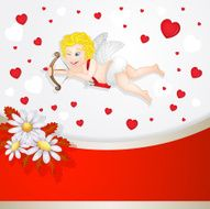 Cupid for Valentine s Day