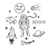 Space vector objects N2