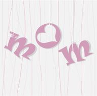 Mothers Day Card N21