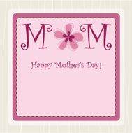 Mothers Day Card N24