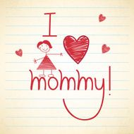 Happy Mother's Day celebration concept N3