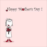Mothers Day Card N35
