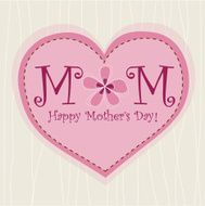 Mothers Day Card N36