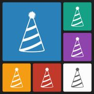 Party Hat Icon N5