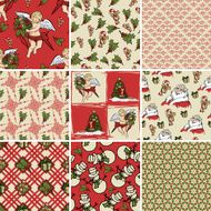 Christmas Wrapping Paper N3