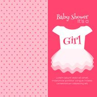 Baby Shower Invitation Template N8