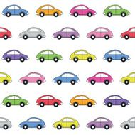 colorful cars background