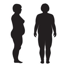 Vector fat body weight loss N4 free image