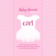 Baby Shower Invitation Template N10