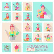 Housewife Flat Set N2