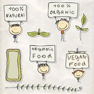 Organic Food Labels N3