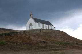 mountain church