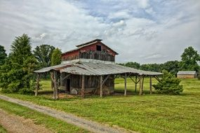 north carolina barn