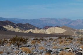 Death Valley in California USA
