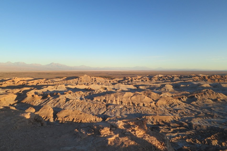 Desierto de Atacama is a Desert in Chile