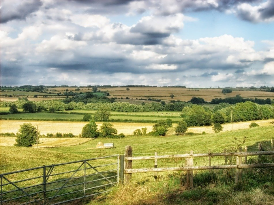 unbelievably beautiful england landscape