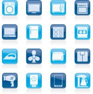 Home Appliance Icons N5