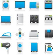 Home Appliance Icons N6